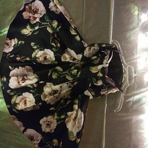 Peony Floral Print Dress